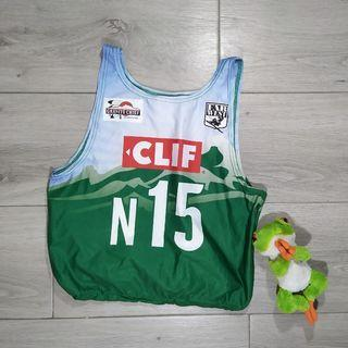 Reliable Racing sublimated stretch bib sports wear