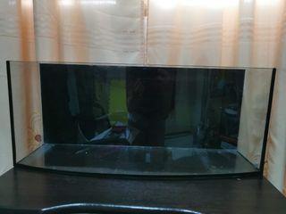 Seamless aquarium