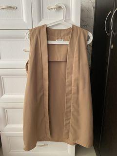 Shopatvelvet outerwear / vest / luaran
