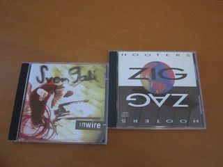 Sven Gali and Hooters cd