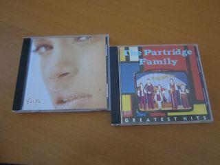 The Partridge – Greatest Hit ,Faith – Faith cd