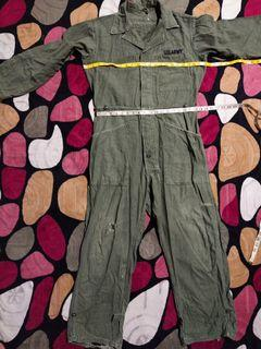 US Army Coverall OG107