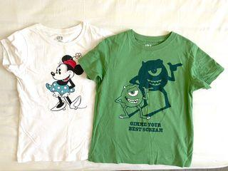 UT Disney Pixar系列短袖T恤