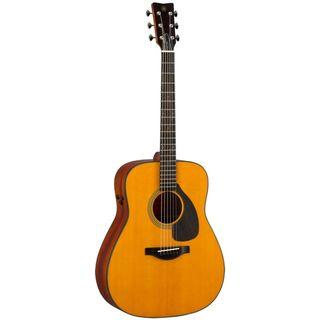 Yamaha FGX5 Red Label Dreadnought Acoustic Guitar (Made in Japan)