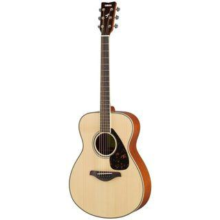 Yamaha FS820 Solid Spruce Top Mahogany Body Concert Acoustic Guitar