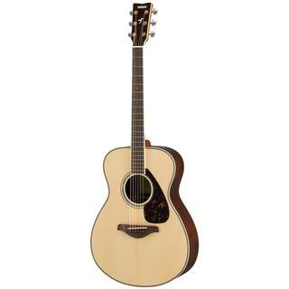 Yamaha FS830 Solid Spruce Top Rosewood Body Concert Acoustic Guitar