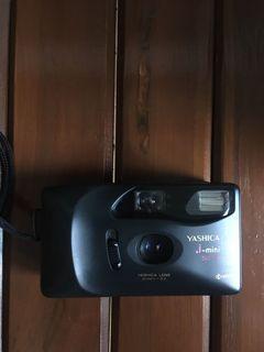 kamera yashica j mini super