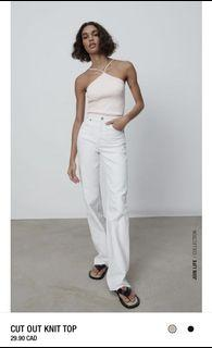 Zara summer top brand new