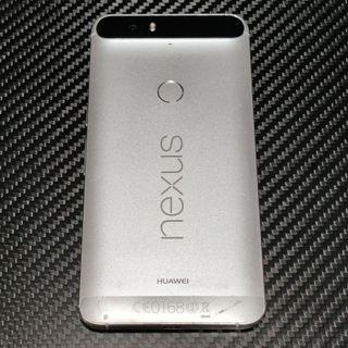 Nexus 6p 64GB 銀色單卡