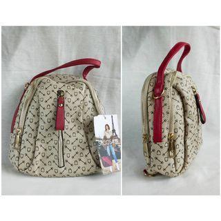 👜 Secosana Olive Gray Purse Mini Hand Bag