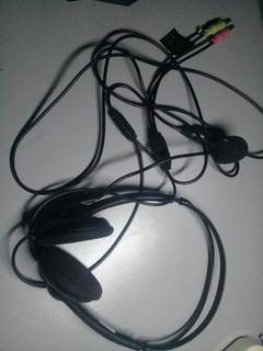 A4 TECH Headset with Microphone