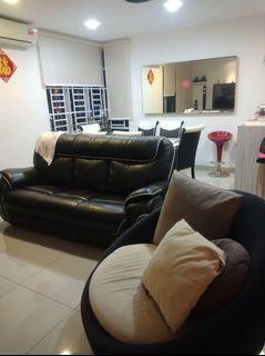 Apartment D'Ambience @ Permas Jaya / Plentong / Masai / Nice Renovated