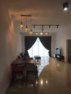 Apartment Nusa Height @ Gelang Patah / Tuas / Iskandar / Nice Renovated
