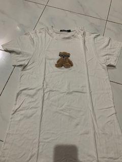 Baju putih bersus