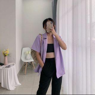Blazer ala korean style