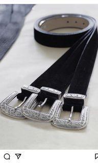 Brave leather Western Belt (28)