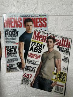 Bundle - Zac Efron Magazines