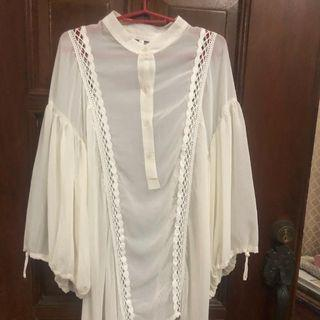 Bundle of dresses and blouses