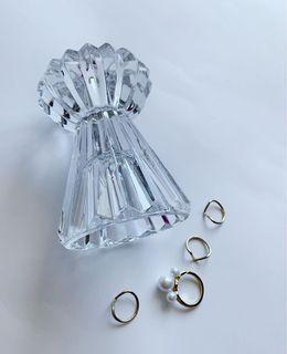 Crystal Jewelry Holder
