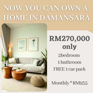 DAMANSARA affordable property