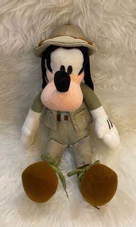 Disney Goofy Safari Zoo Costume Plush Plushie Stuffed Toy Toys #NakUpgrade