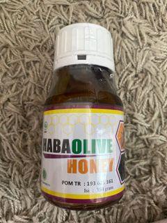 Haba Olive Honey (Madu Habbatussauda)