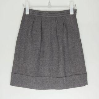 Natural Beauty Basic Gray Skirt