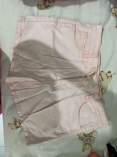 Pink hw pants