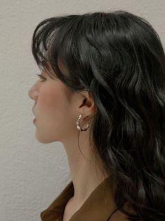 ❗️SALE買一送一❗️正韓AFAD後圓珠凹面鉤式耳環