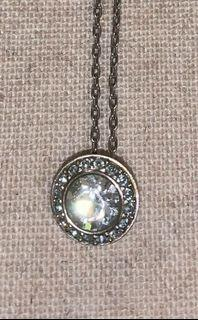 Swarovski Aquamarine Necklace