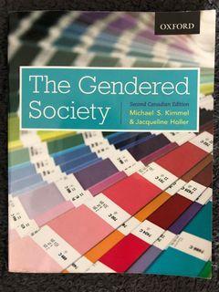 The Gendered Society & The Gendered Society Reader