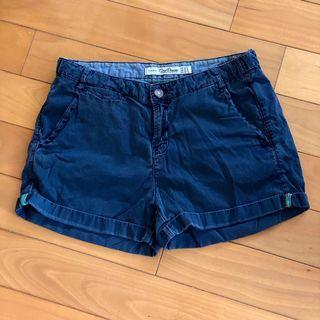 Zara 女性休閒短褲(29吋內腰圍/Core Denim)