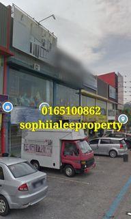 2 storey shop Kajang Perdana shoplot