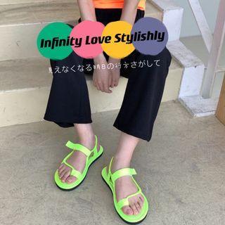女裝涼鞋韓國東大門