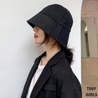 時尚韓系漁夫帽 黑