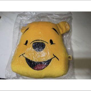 [全新]小熊維尼 造型娃娃/靠枕