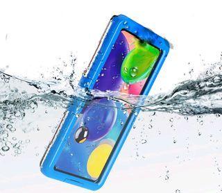 新款三星samsungA71(5G)手機防水殼 /潛水保護套 /防水保護袋 /潛水保護#防疫