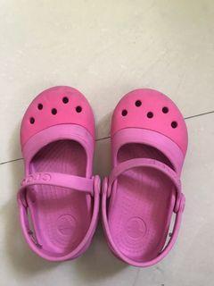 Authentic Girl Crocs