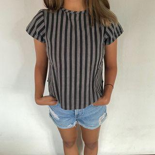 Beatrice Lurik Shirt
