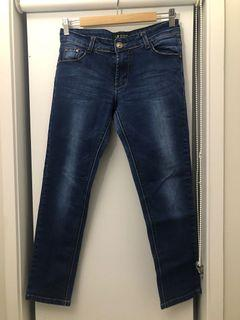 Boutique Low Rise Skinny Jeans