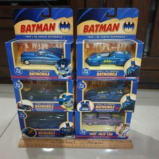 Corgi DC Comics Batmobile