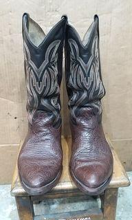 Cowtown cowboy boots