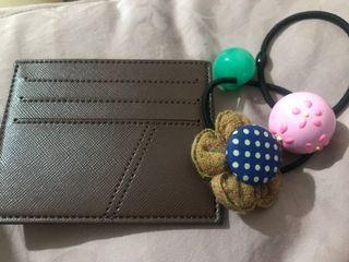 dompet kartu (free ikat rambut)