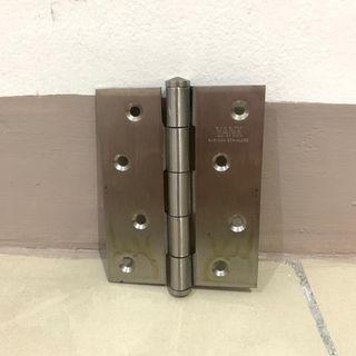 Engsel Pintu Stainless Steel Merk YANK 4 Inch