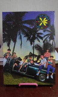 "EXO The 4th Album ""THE WAR: KOKOBOP"", 2017"
