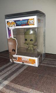 Funko POP! Marvel Guardians of The Galaxy Vol. 2  - Groot 202