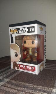 Funko POP! Star Wars  - Han Solo 79