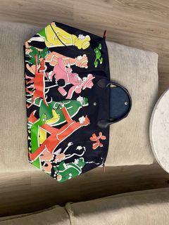 Longchamp 旅行袋(限量狗狗包)