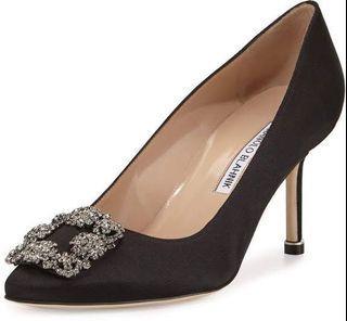 Manolo heels 40 MIRROR
