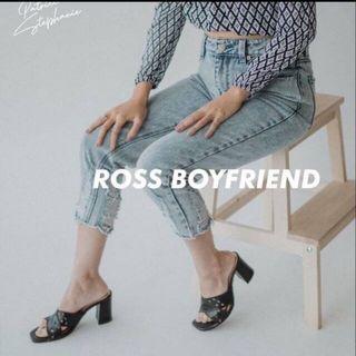 New Niki Jeans x Patricia Stephanie sz 31 - Ross light blue boyfriend